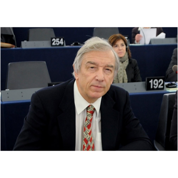 Bill Newton Dunn at EU Parliament