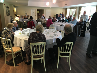 Southwell Branch Annual Lunch 2019