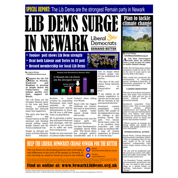 Newark Lib Dems Tabloid p4